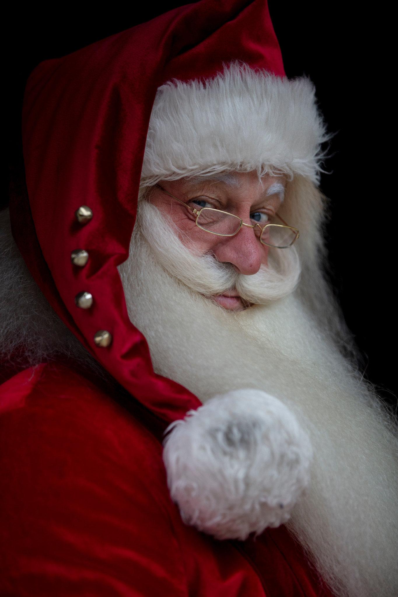 Julenissen er lur