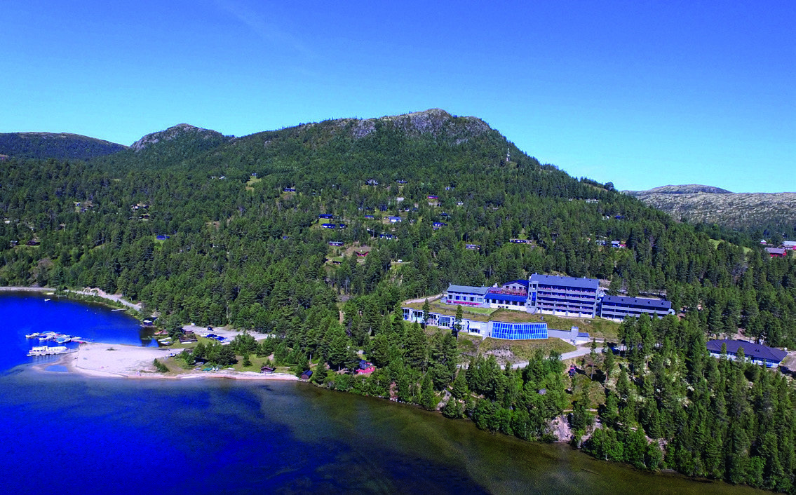 Savalen Fjellhotell & Spa • Fra Sjøen Savalen