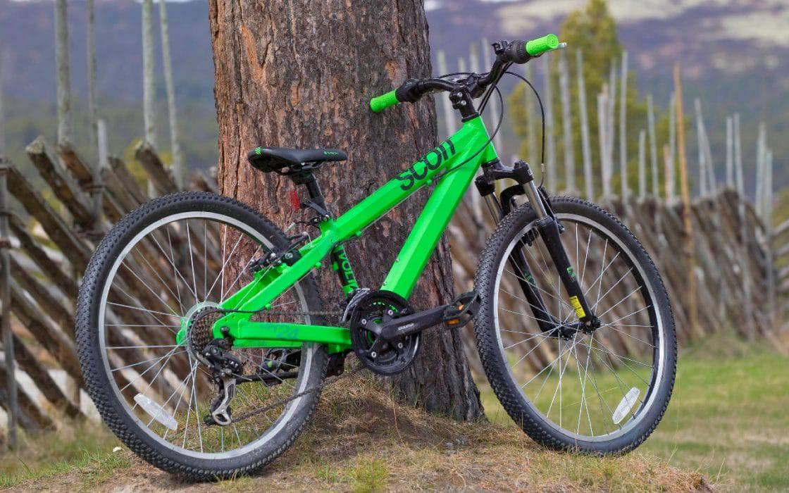 scott sykkel intersport